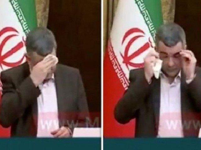 deputy health minister of iran infected with coronavirus