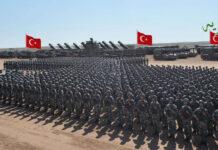 Turkish Army Helps to Libya. Nazaria.pk
